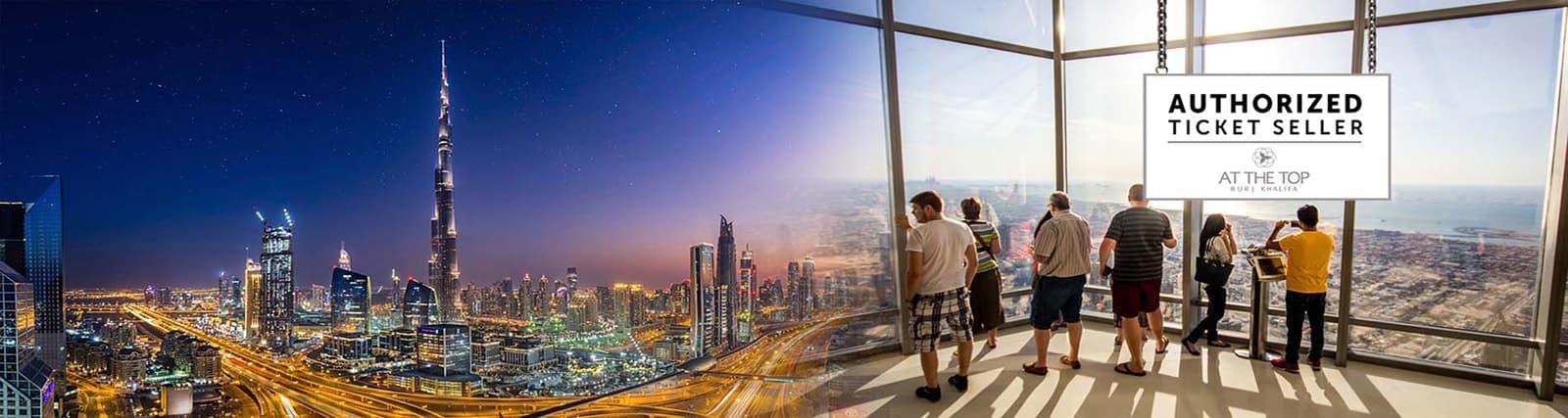Dubai Burj Khalifa Tickets