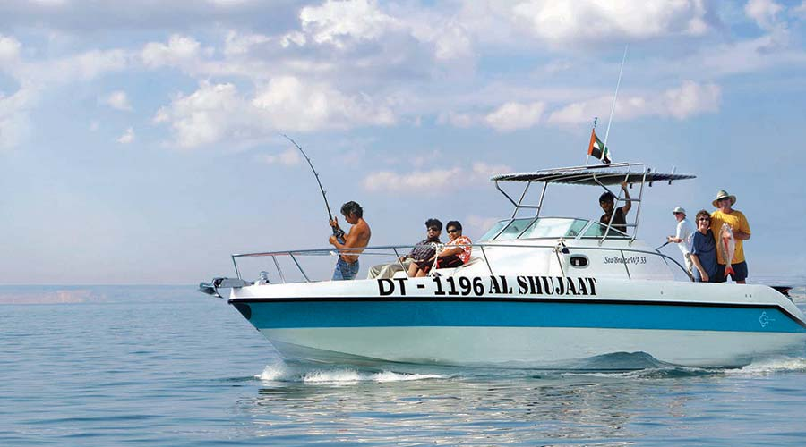 Deep Sea Fishing Trips In Abu Dhabi At Affordable Rates