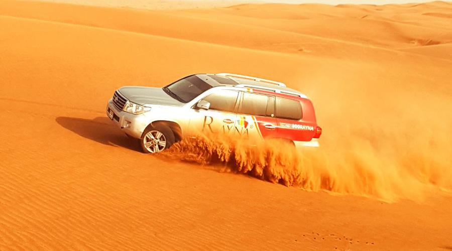 arabian desert adventure