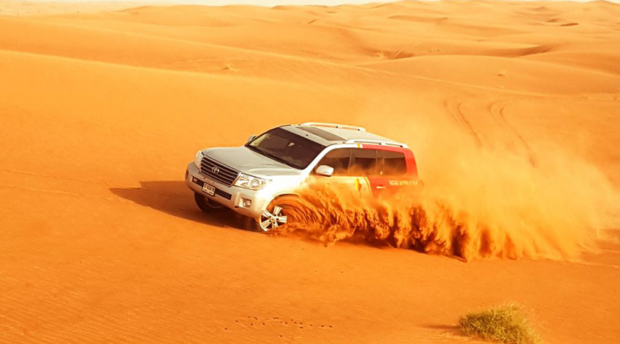 desert safari adventure