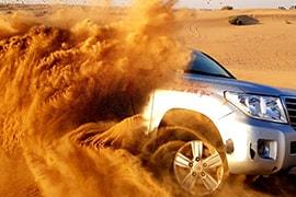 red dune safari