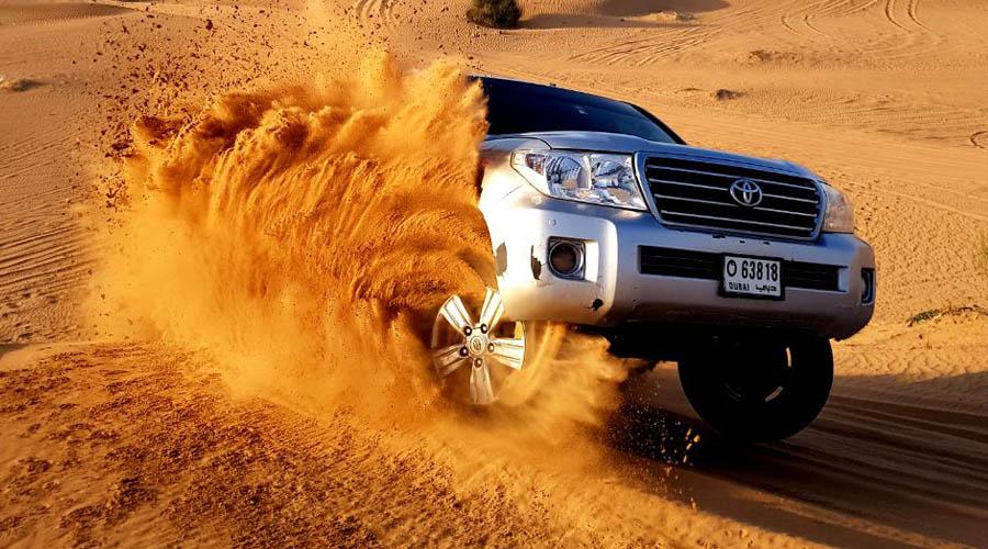 safari in dubai deserts