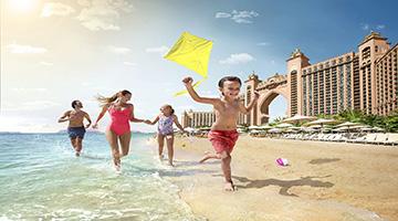 Atlantis Water Park Dubai