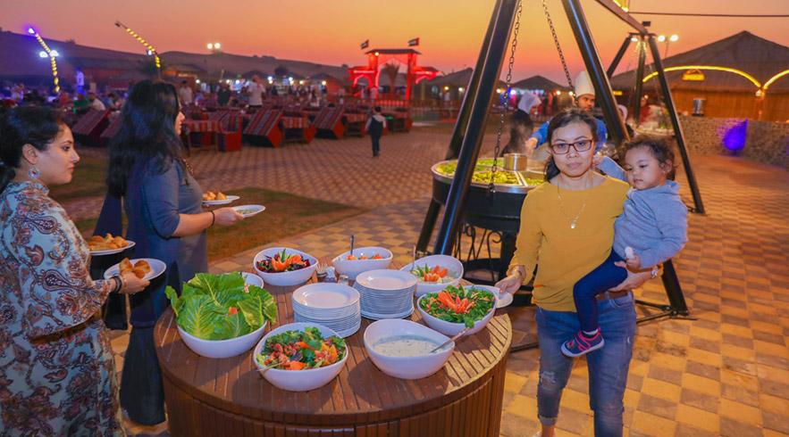 Desert-safari-BBQ-Dinner-8