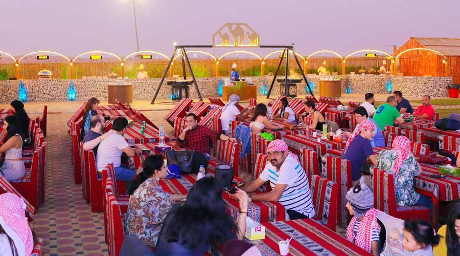 Desert Camp Dubai