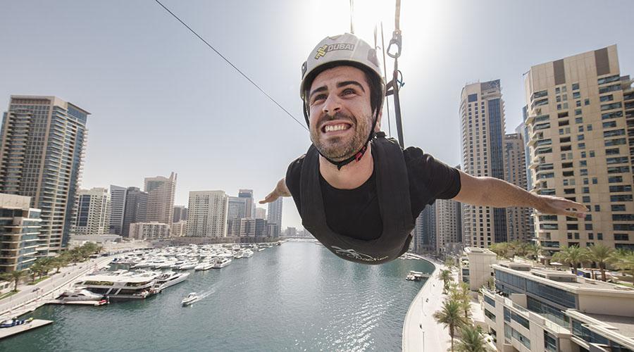 Xline Dubai Marina Tickets 2021 Longest Urban Zipline Dubai