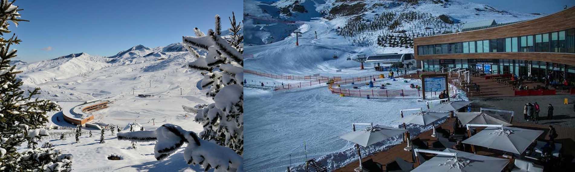 shahdag ski-tour