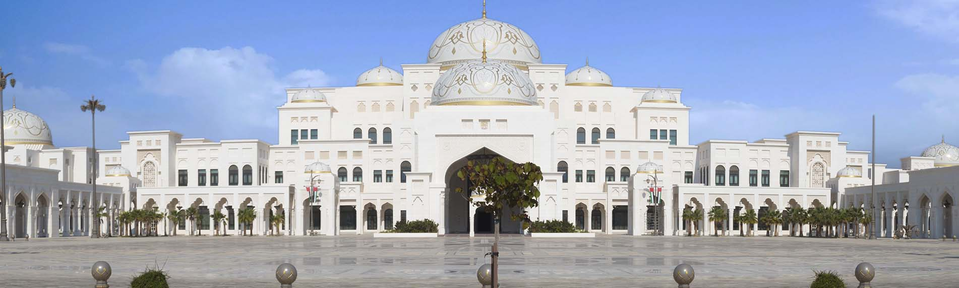 Qasr Al Watan Abu Dhabi Tickets with Transfer from Dubai