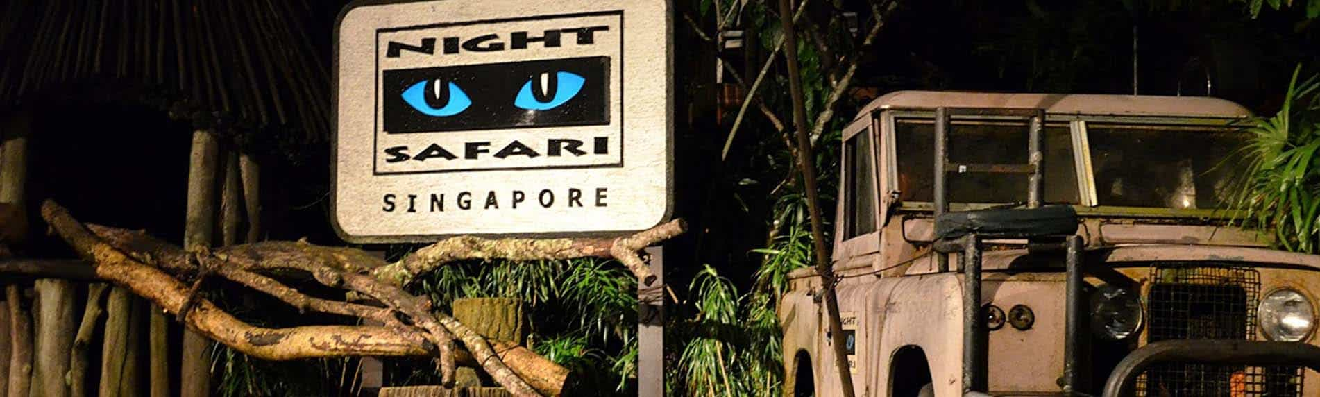 night safari adventure singapore