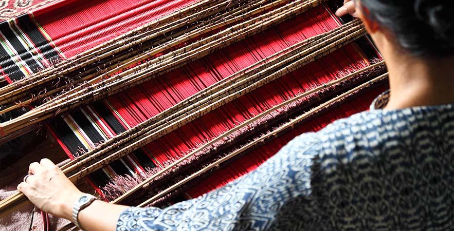 batik cottage handloom
