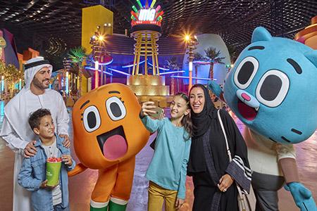 Dubai IMG Worlds of Adventure