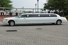 limo ride dubai