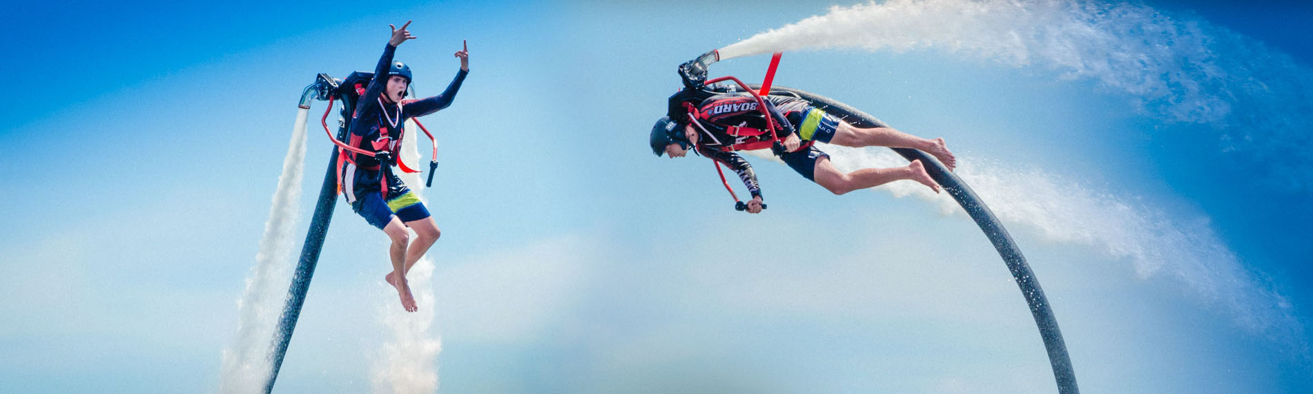 Jetpack Water Sports Experience in Dubai with Rayna Tours