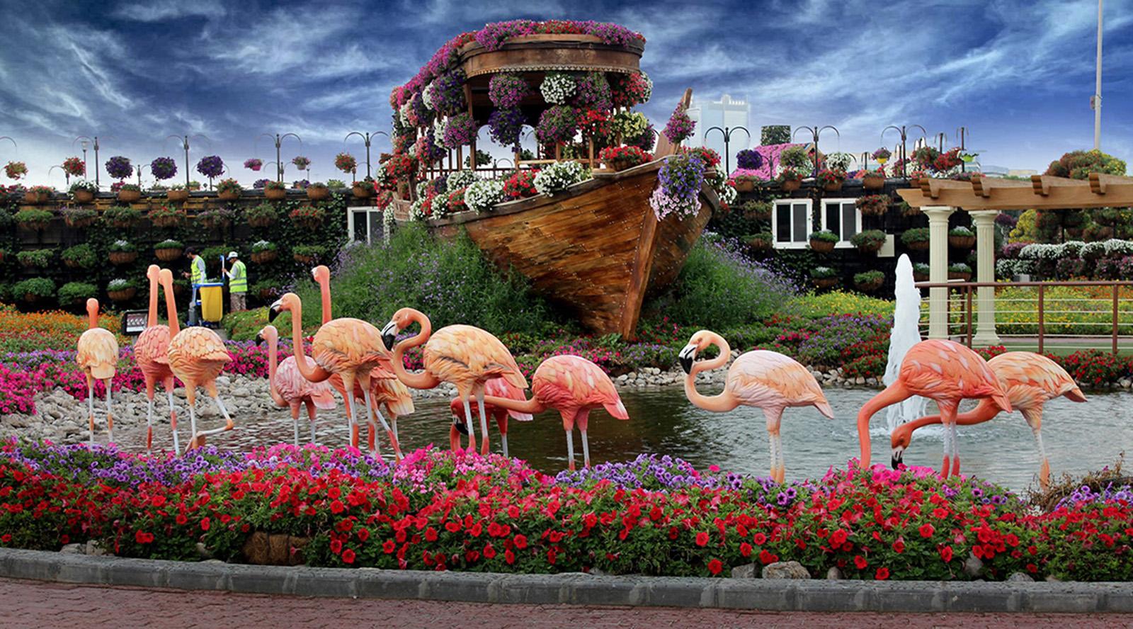Dubai Miracle Garden Tickets Dubai Tours And Tickets