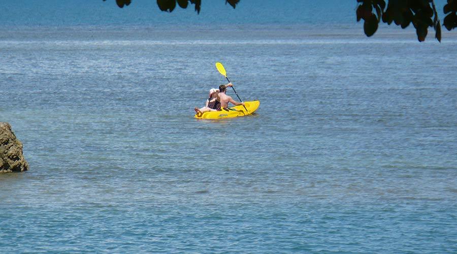 kayaking dubai city