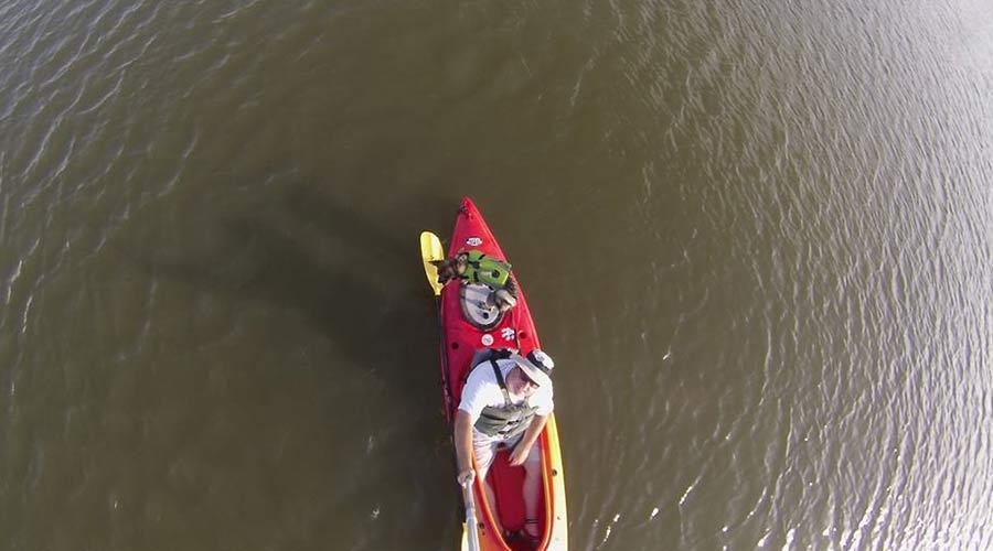 kayaking dubai