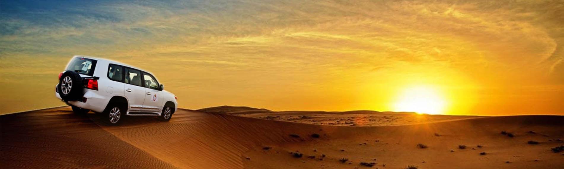 Sunrise Safari Dubai