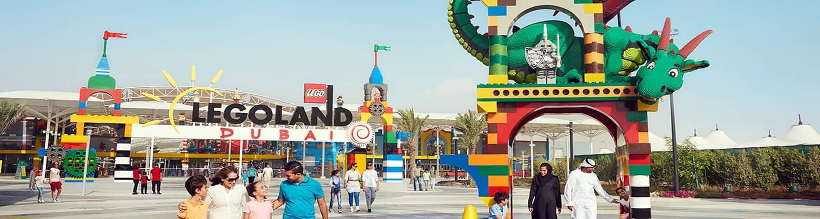 Dubai Legoland Ticket