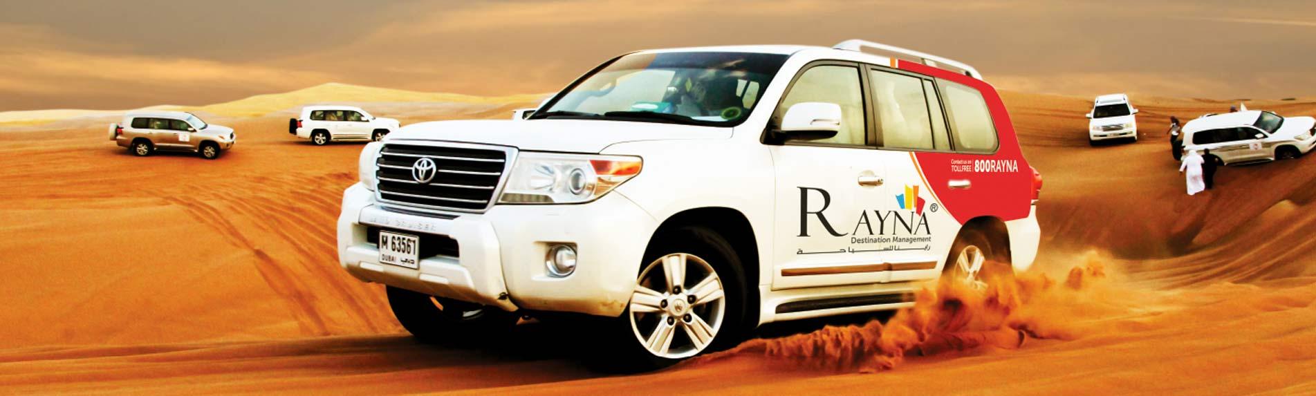 desert safari ras al khaimah