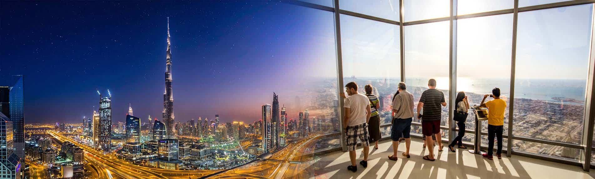 rak burj khalifa tour