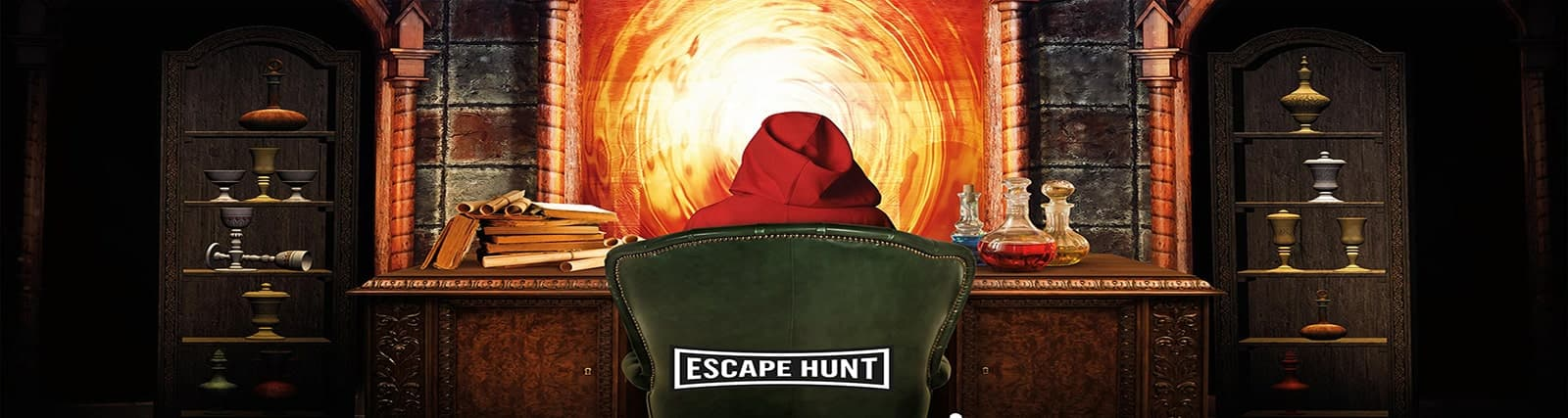 escape hunt iconic