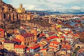 tbilisi city sightseeing