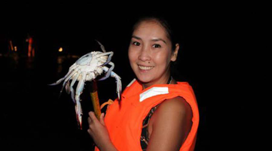 crab hunting in dubai