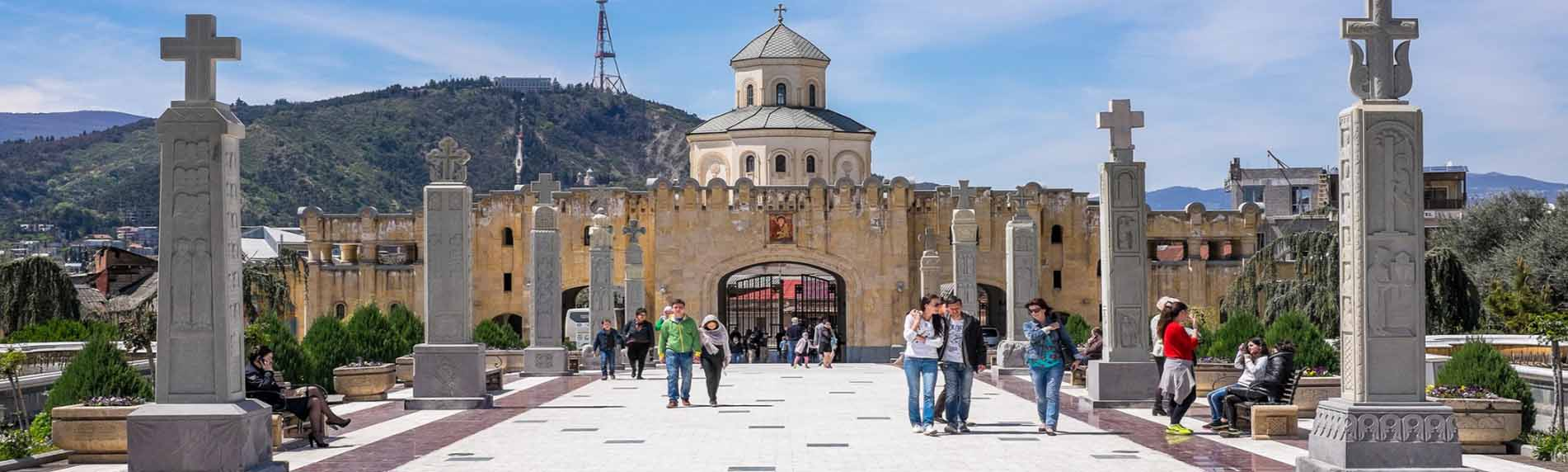 tbilisi mksheta day tour