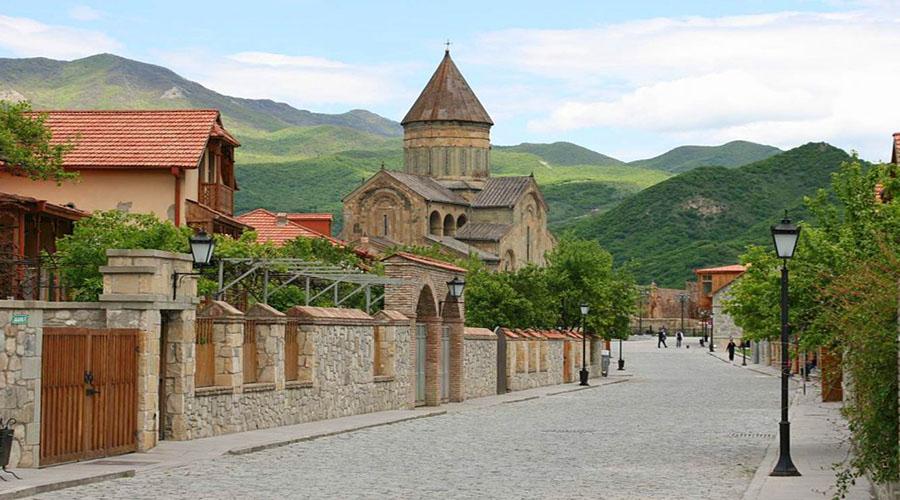 mtskheta city tour