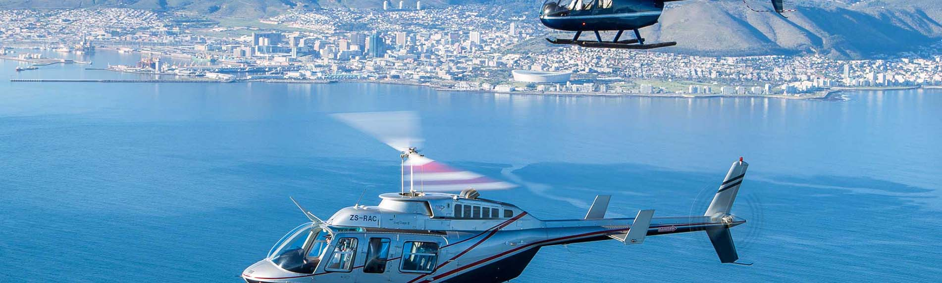 cape town helicopter tour