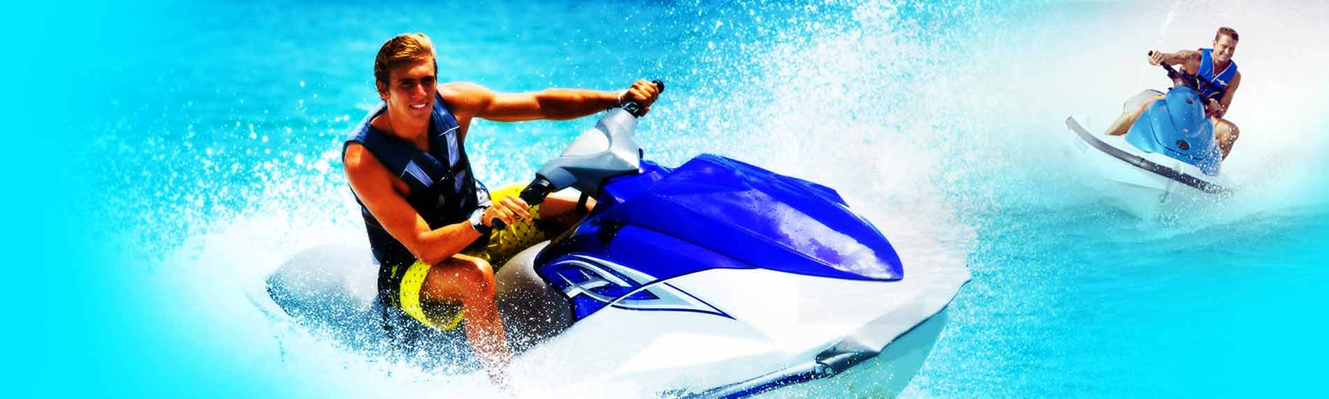 jet ski dubai tour adventure
