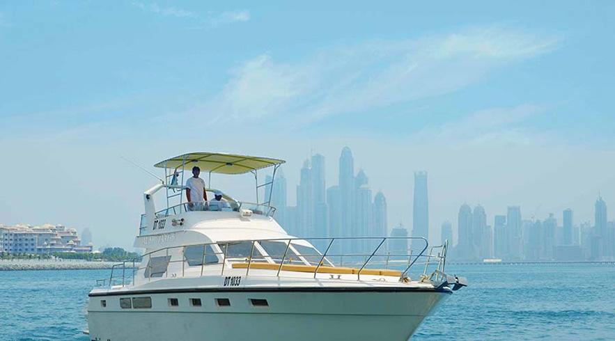 deep sea cruising in dubai