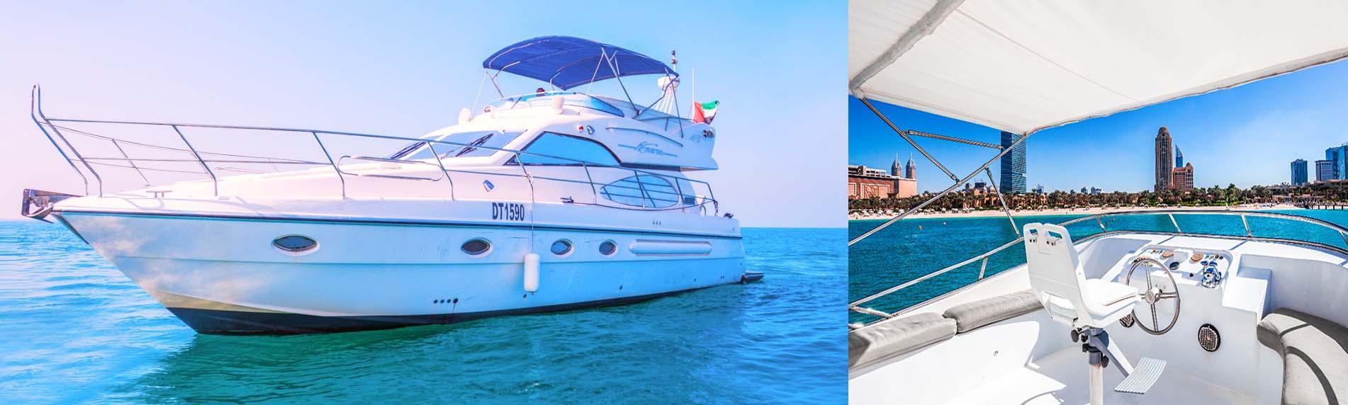 yacht 55ft