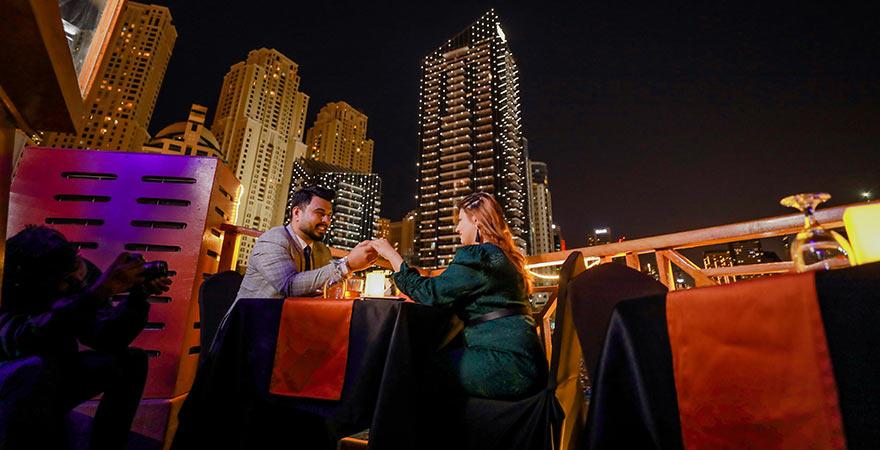 Dhow Cruise Dinner Marina