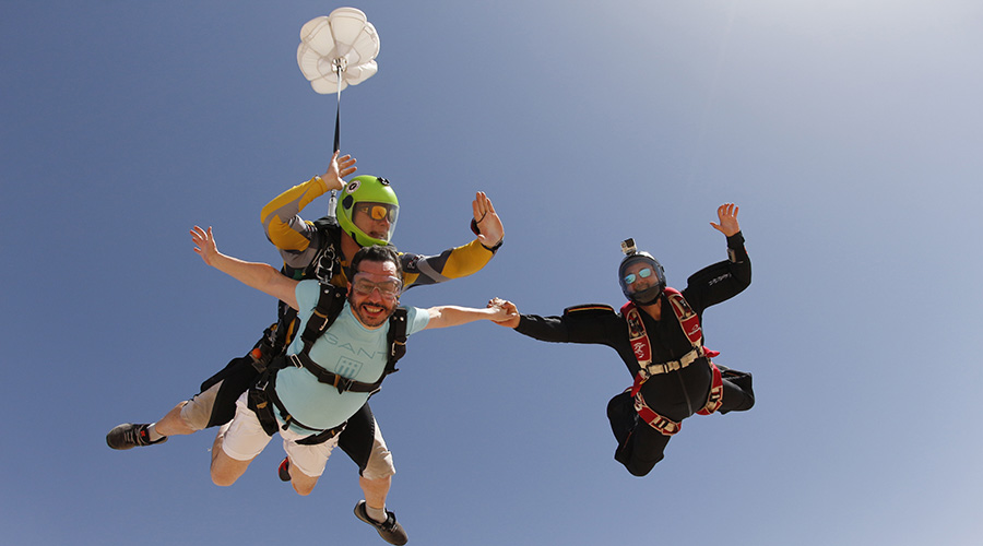 Skydive Dubai Experience - Tours and Tickets
