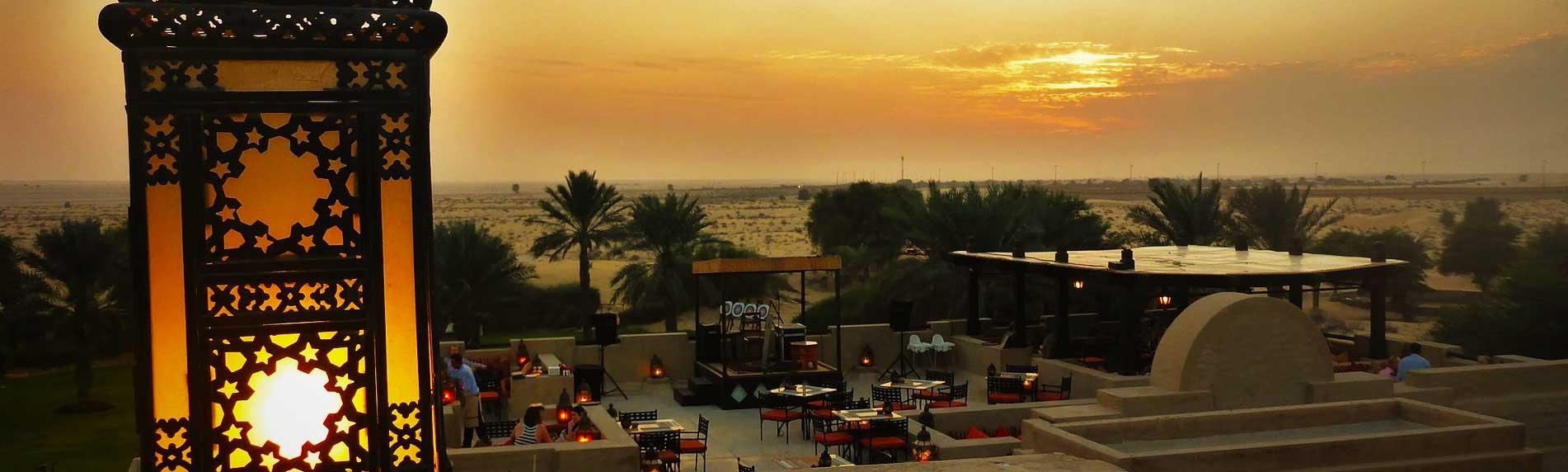 Dubai Tropical Paradise