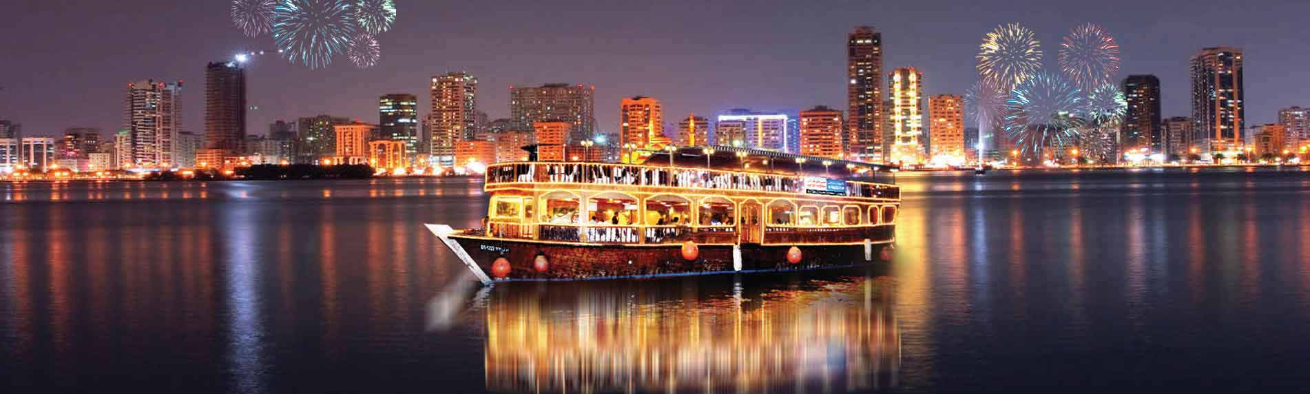 2 Nights New Year Celebration in Dubai Package