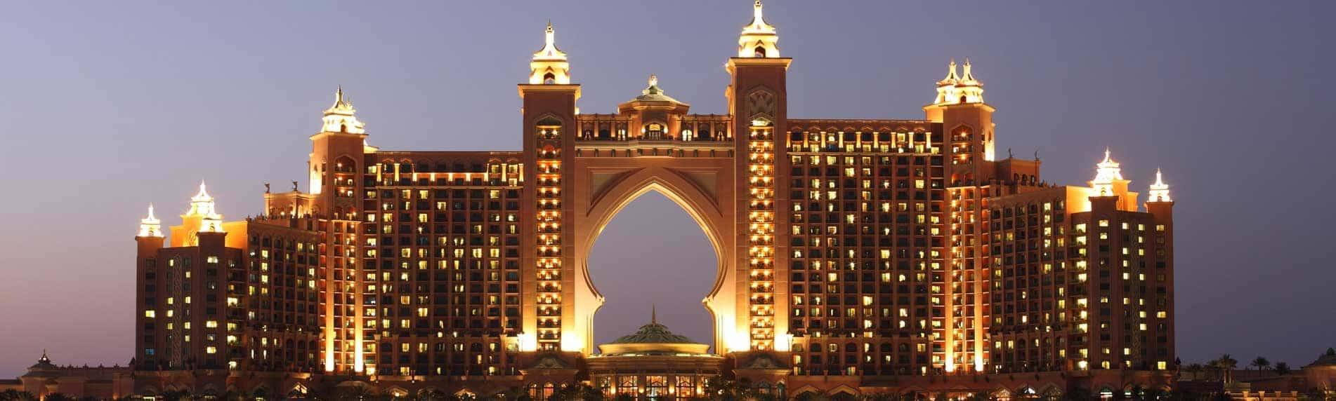 Exceptional Dubai Getaway 4 Nights