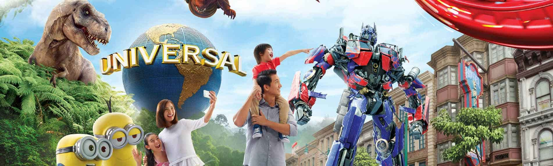 Singapore Family Getaway Package