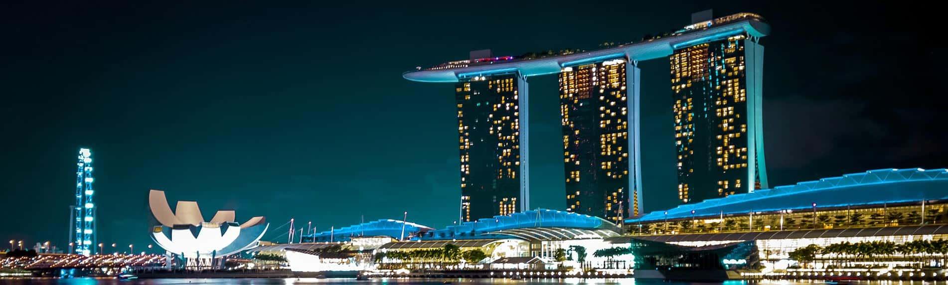 Romantic Holidays Singapore Package