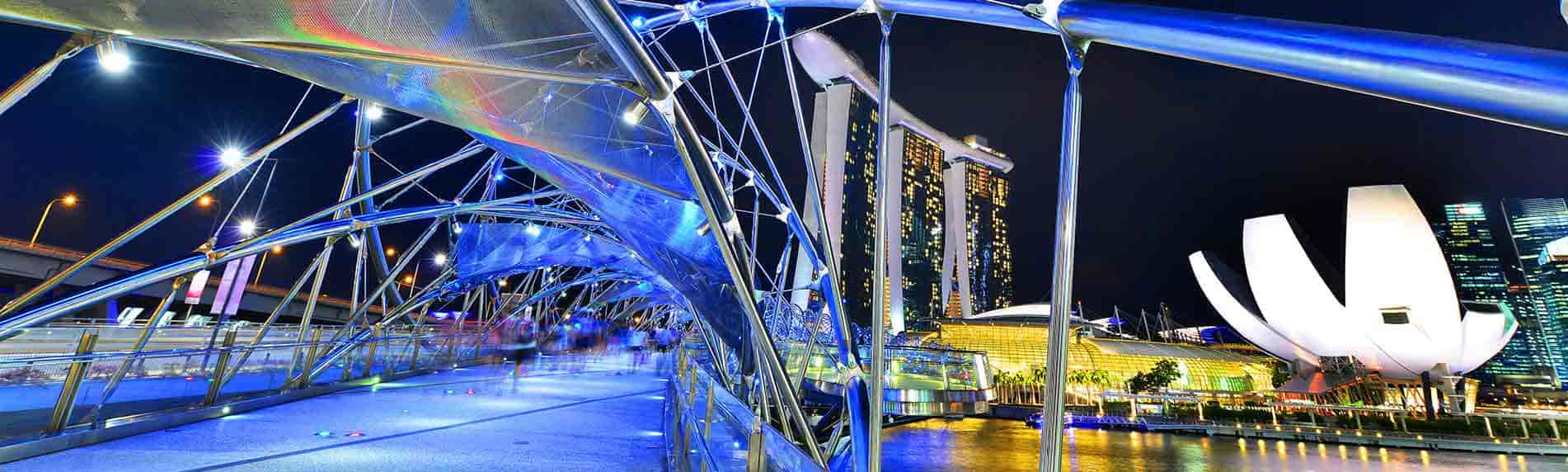 Beauty of Singapore 4 Nights 5 Days