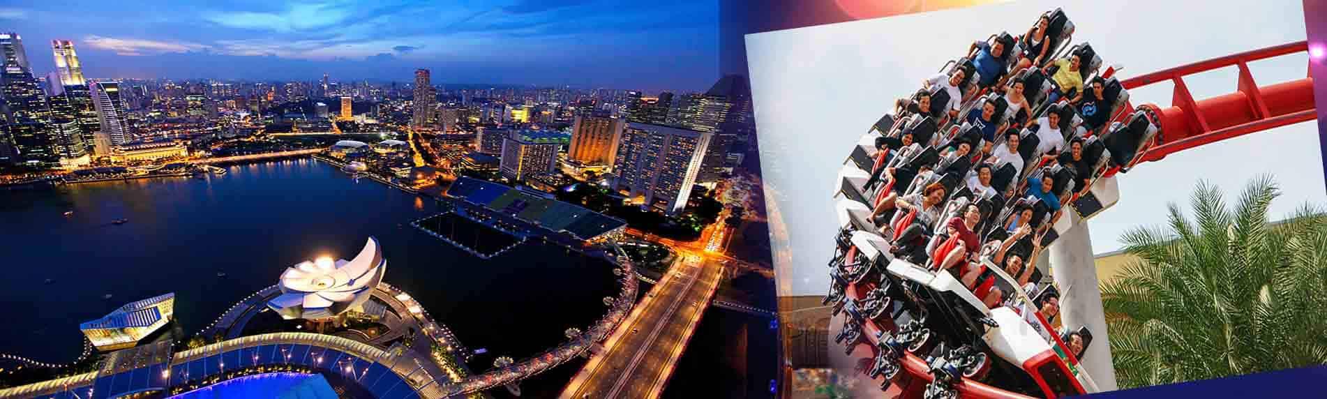 Explore Singapore 4 Nights 5 Days