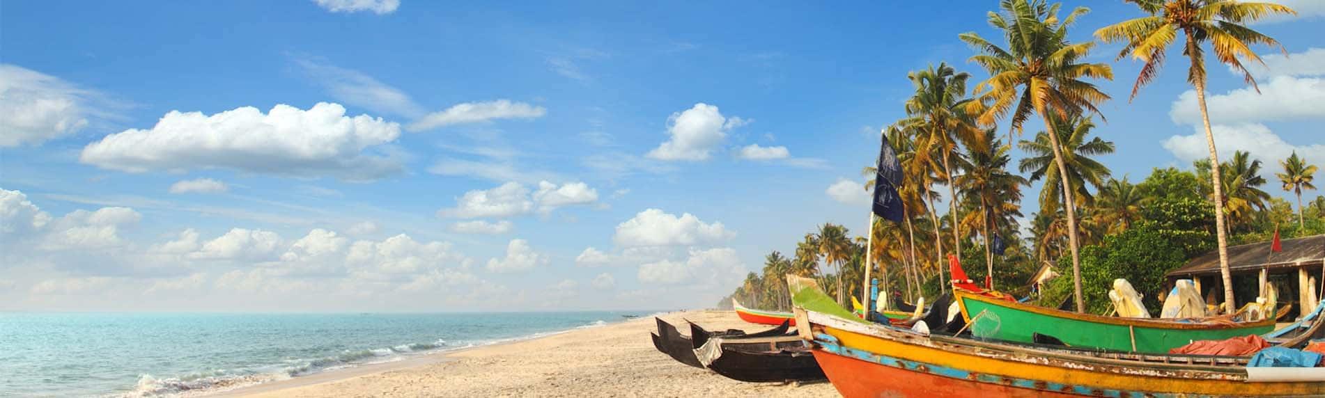 Stunning Goa Delights 5 Nights 6 Days