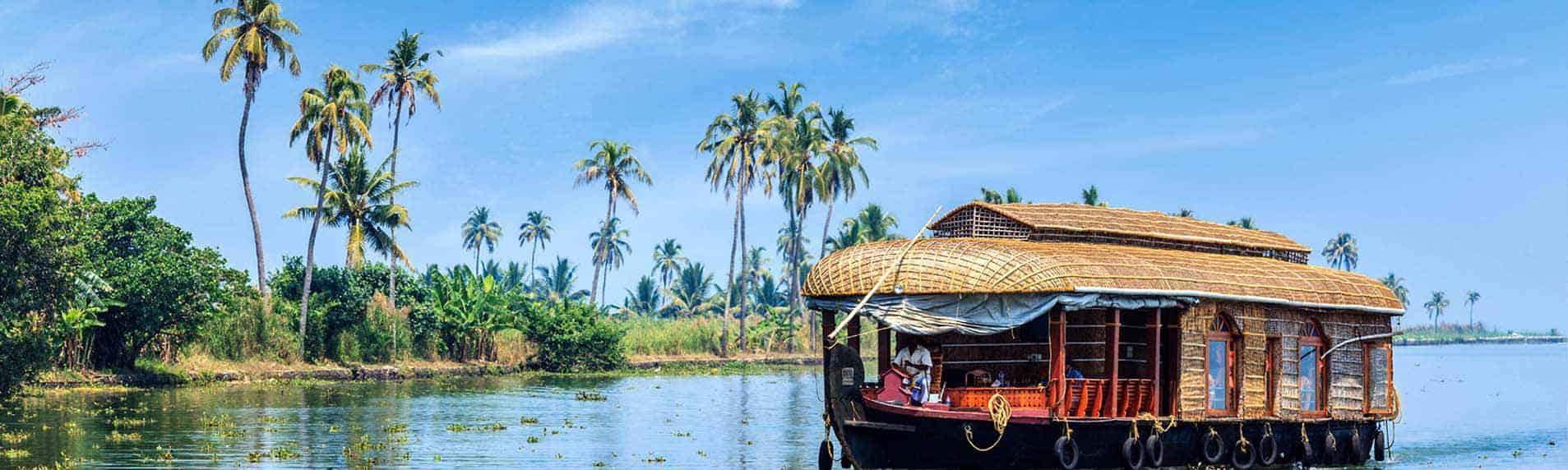 Grand Kerala Retreat 6 Nights 7 Days