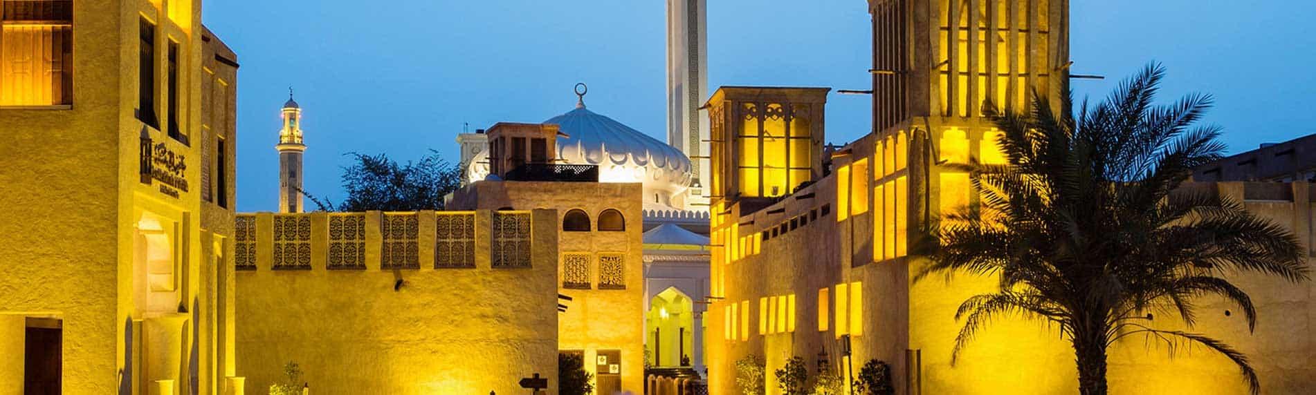 Explore Dubai 7 Nights 8 Days