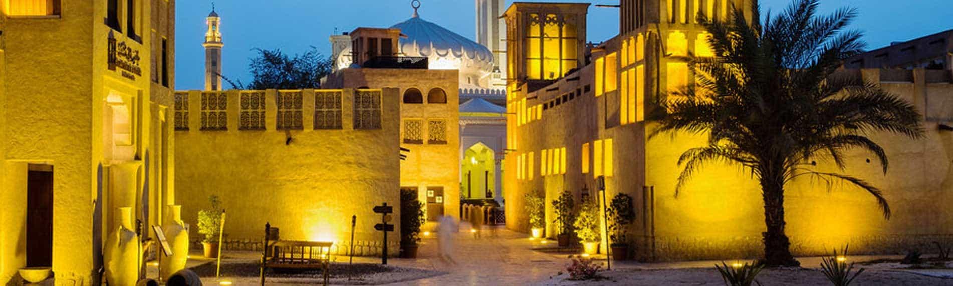Cultural Dubai 4 Nights Package