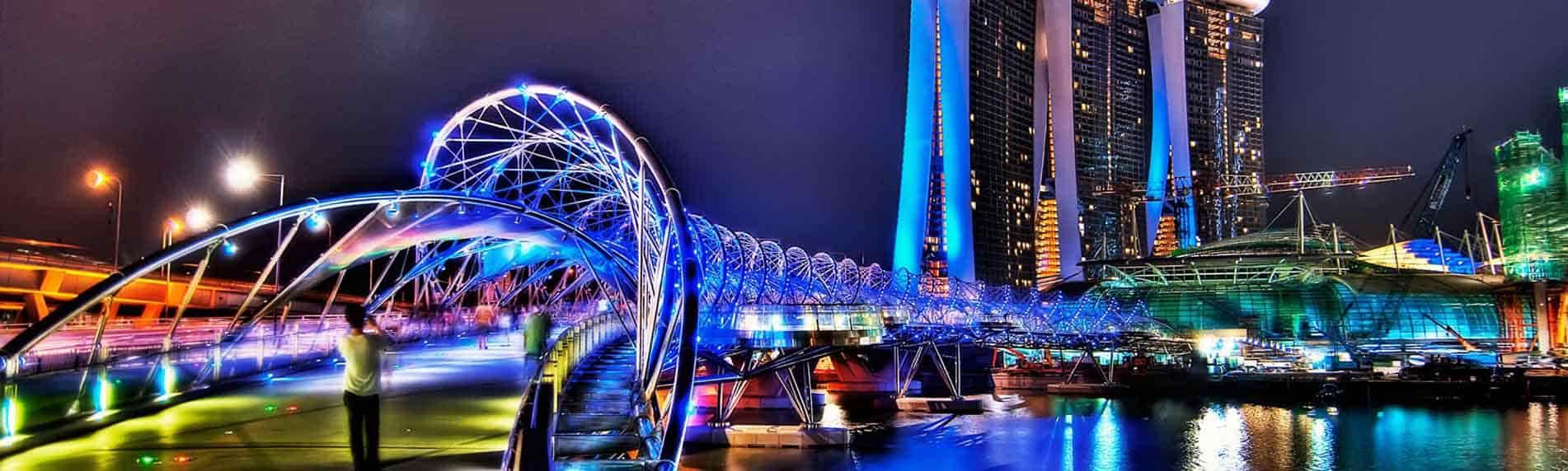 6 nights Scenic Singapore