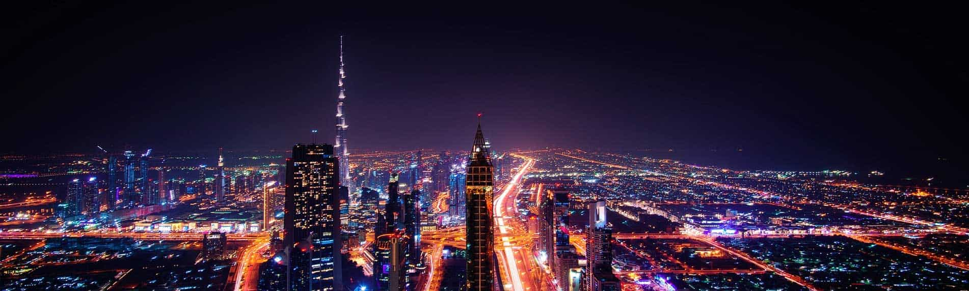 5 Nights Breathtaking Dubai Package