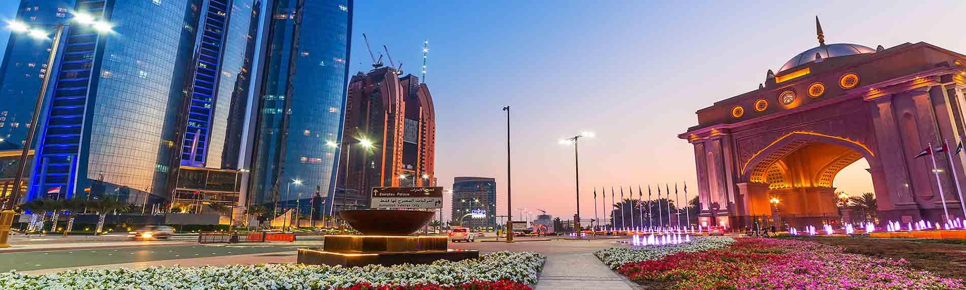 Explore Dubai and Abu Dhabi 6 nights