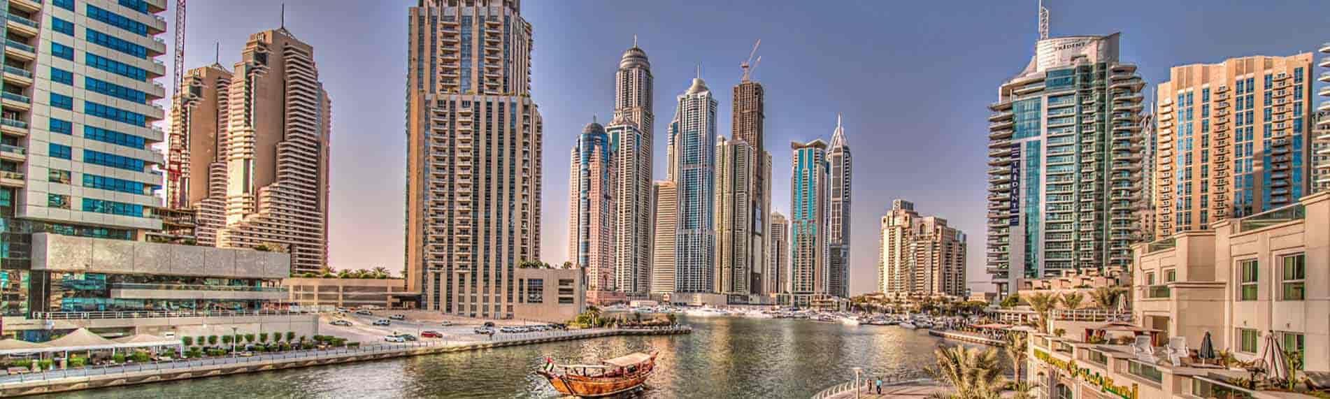 Grand Tour Dubai 8 Nights